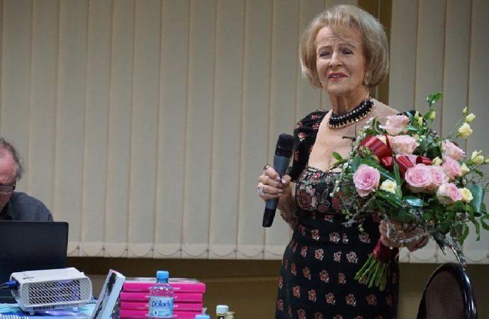 Spotkanie z Elżbietą Ryl-Górska